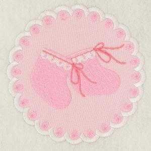 Matriz de bordado molduras baby 3
