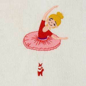 Matriz de bordado Bailarina 42