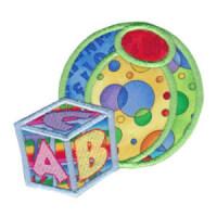 Matriz de bordado Aplique Baby 20
