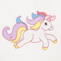 Matriz de bordado unicornio 4