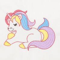 Matriz de bordado unicornio 6
