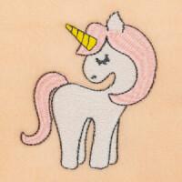 Matriz de bordado unicornio 13