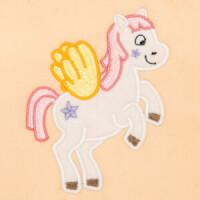 Matriz de bordado unicornio aplique 2