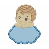 Matriz de bordado Baby 209