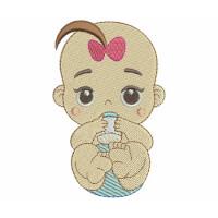 Matriz de bordado Baby 210
