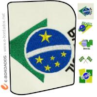 Matriz de bordado Pacote Brasil 3