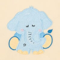 Matriz de bordado Elefante