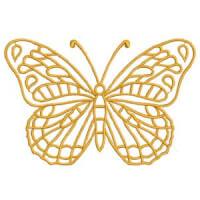 Matriz de bordado borboleta 30