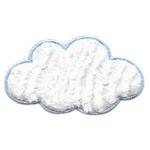 Matriz de bordado nuvem 01(aplique)