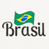Matriz de bordado brasil 67