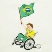Matriz de bordado brasil 73