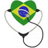Matriz de bordado brasil 83