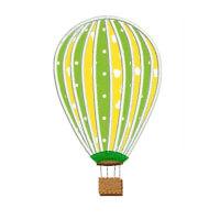 Matriz de bordado Balão (aplique) 2