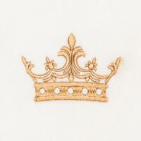 Matriz de bordado Coroa 27