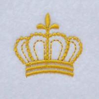 Matriz de bordado Coroa 28