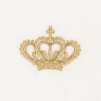 Matriz de bordado Coroa 29