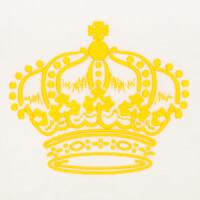 Matriz de bordado Coroa 39