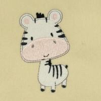 Matriz de bordado zebra 11