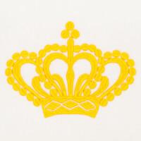 Matriz de bordado Coroa 46