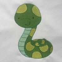 Matriz de bordado Cobra