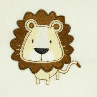 Matriz de bordado leão 17