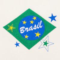 Matriz de bordado Brasil 28