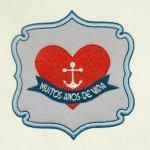 Matriz de bordado molduras marinheiro 7