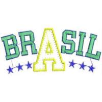 Matriz de bordado brasil 64