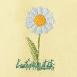 Matriz de bordado floral 513