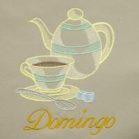 Matriz de bordado semaninha cafe da manhã 6