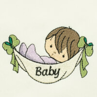 Matriz de bordado baby 169