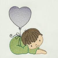 Matriz de bordado baby 173