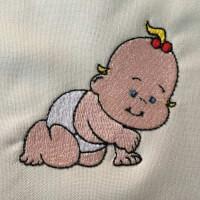 Matriz de bordado baby 179