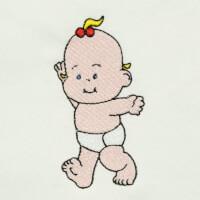 Matriz de bordado baby 178