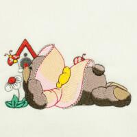 Matriz de bordado ursinho baby 3