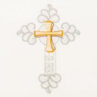 Matriz de bordado cruz 25