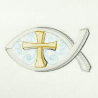 Matriz de bordado Religiosos Rippled 3
