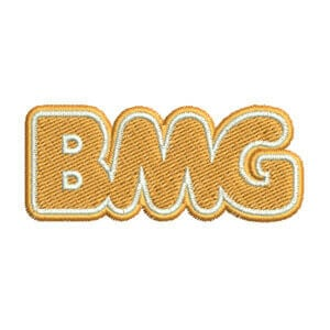 Matriz de bordado Banco BMG
