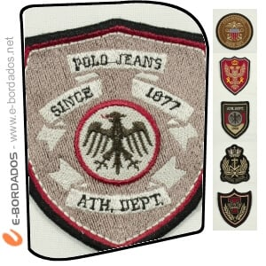Pacote Patches Bordados 05