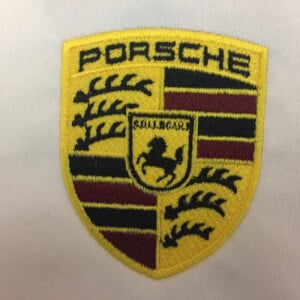 Matriz de bordado Porsche