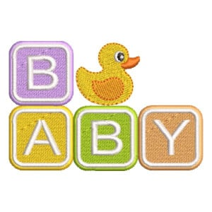 Baby Toy Embroidery Design