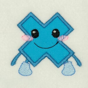 Multiplication in Applique Embroidery Design