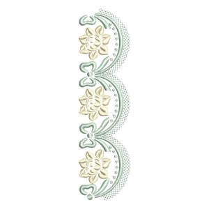 Border Embroidery Design
