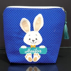 Little Bunny 3D (In The Hoop) Embroidery Design