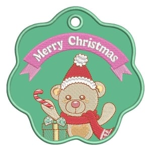 Christmas Ornaments 03 Embroidery Design