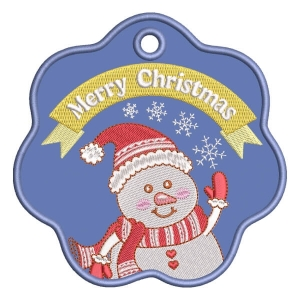 Christmas Ornaments 05 Embroidery Design