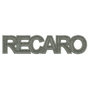 Matriz de bordado recaro
