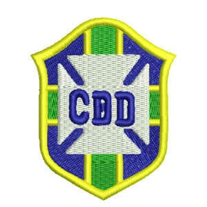 Matriz de bordado CBD