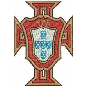 Matriz de bordado Escudo Portugal