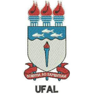 Matriz de bordado UFAL